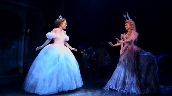 Watch Preview the Magic of Rodgers + Hammerstein's Cinderella on Broadway