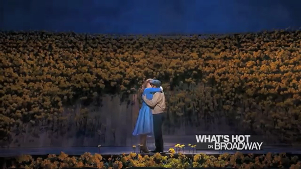 Watch What's Hot On Broadway: Big Fish