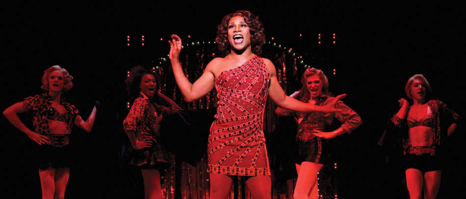 Billy Porter gets his dream role in Kinky Boots