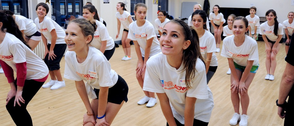 Summer Camps That Perform