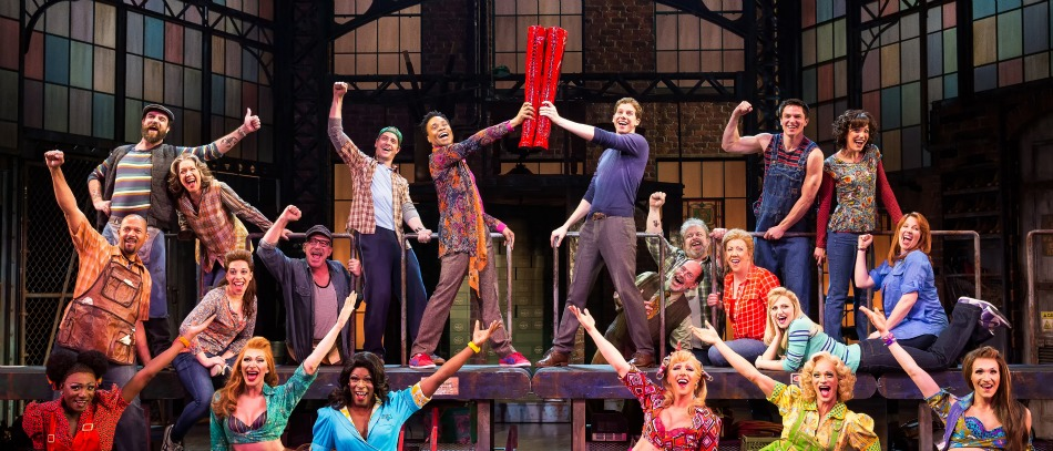 Kinky Boots: A New Musical Is Born