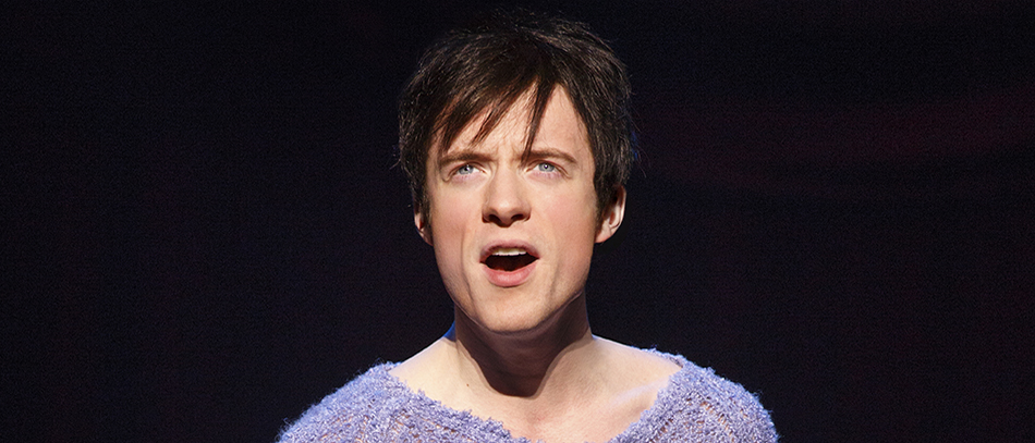 Meet Broadway's New Pippin: Matthew James Thomas