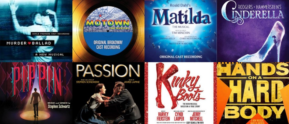 Summer Tunes: 12 Great New Cast Recordings