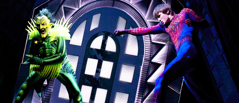 Spider-man: Turn Off The Dark - Perfect Family Entertainment
