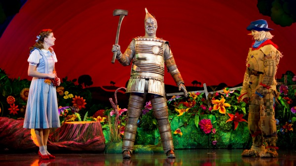 Watch Now on Tour: The Wizard of Oz