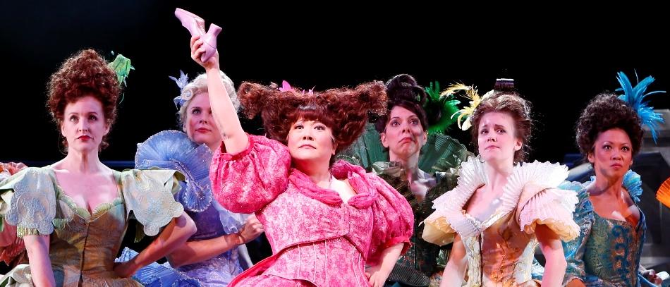 Creating the World of Rodgers + Hammerstein's Cinderella