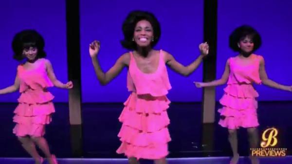 Watch A Sneak Peek of Motown on Broadway