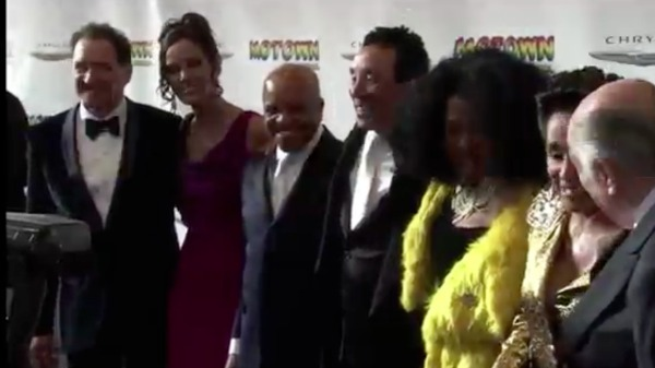 Watch Motown The Musical's Opening Night