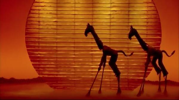 Watch A Sneak Peek of The Lion King on Broadway