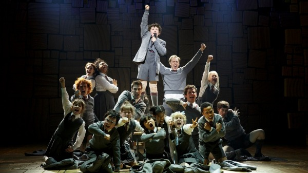 A Sneak Peek of Matilda on Broadway