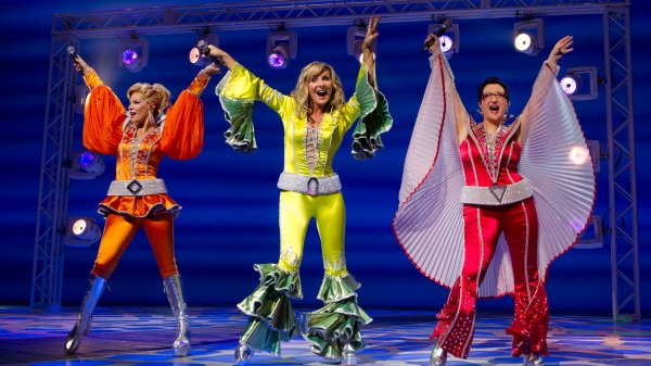 Watch A Sneak Peek of Mamma Mia on Broadway