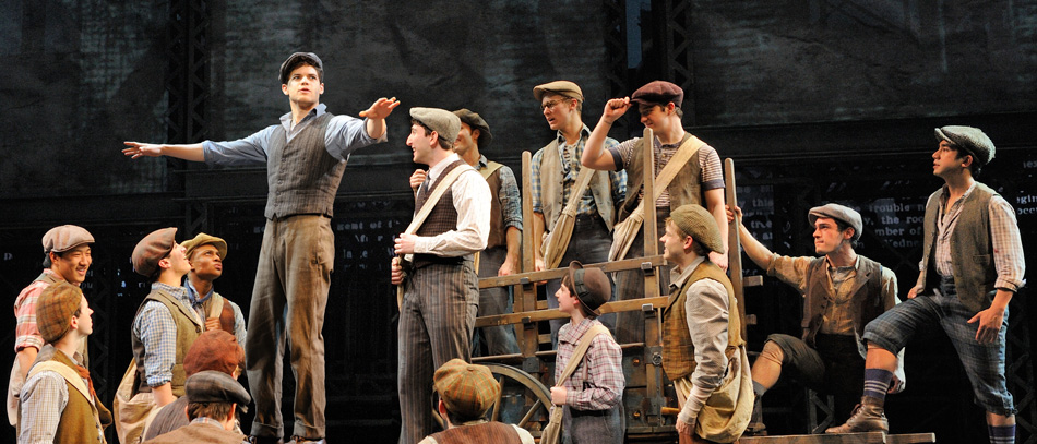 Read All About It!  Newsies Takes Broadway By Storm