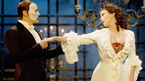 Watch A Sneak Peek of The Phantom of the Opera on Broadway