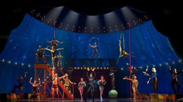 Watch A Sneak Peek of Pippin on Broadway