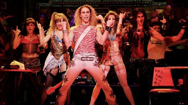Watch A Sneak Peek of Rock of Ages on Broadway