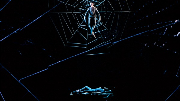 Watch What's Hot On Broadway: Spider-man: Turn Off the Dark