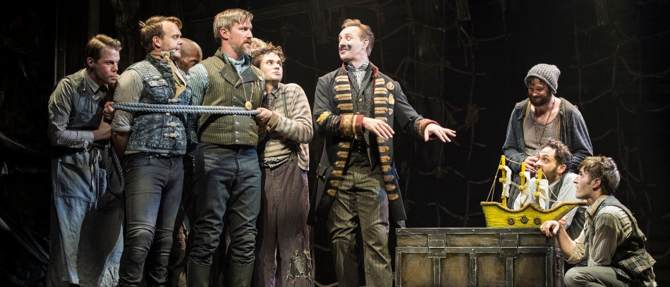 On Tour: Peter and the Starcatcher