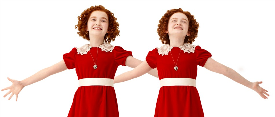 Annie Orphans Reign at the Palace