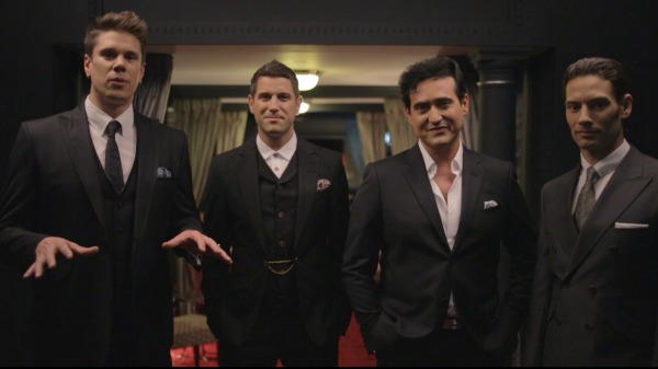 Il Divo Announces A Musical Affair on Broadway