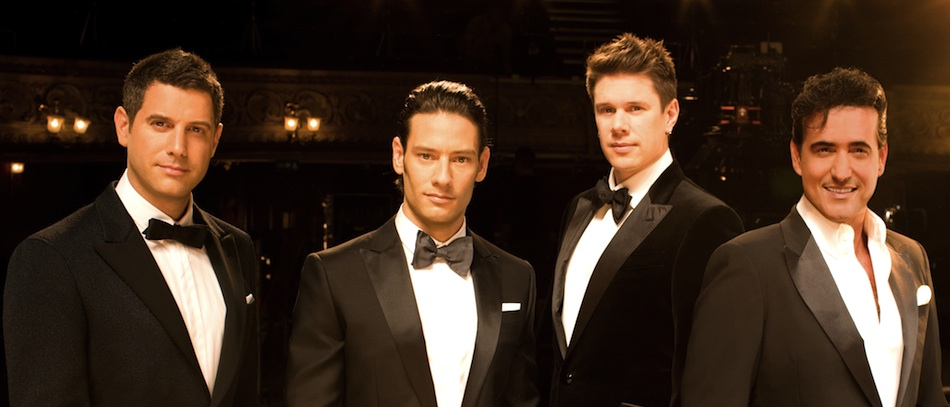 Get Up Close & Personal With Il Divo VIP Meet & Greet Packages