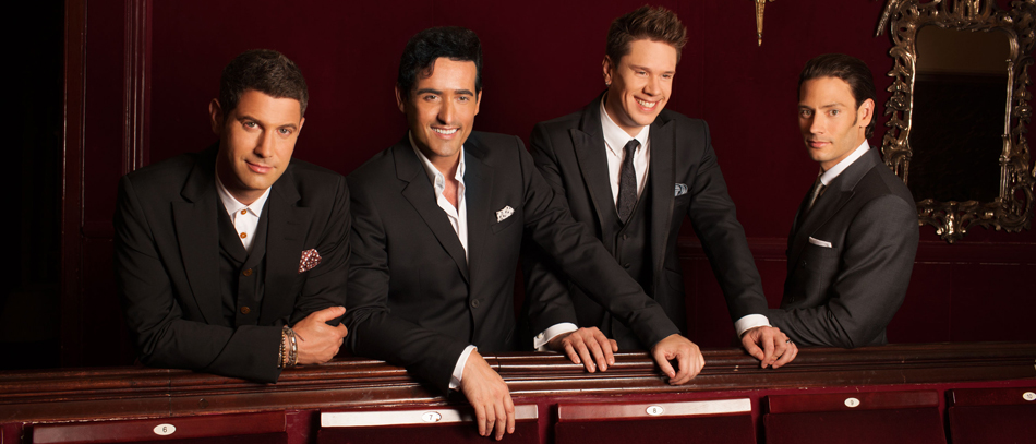 Il Divo - A Musical Affair to Play Broadway