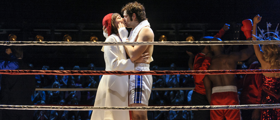 Rocky: Ahrens & Flaherty Write a Musical Love Story