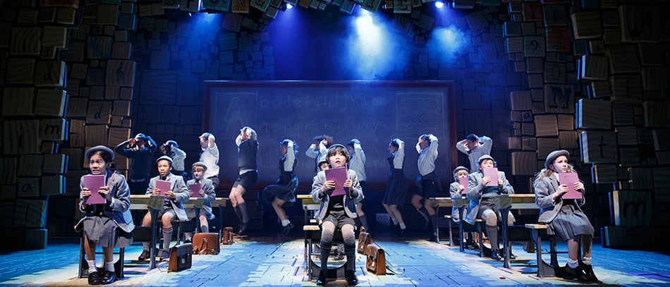 Sly, Antic Humor Meets Heart in Matilda