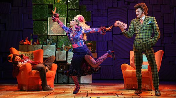 Watch Matilda's Journey to Broadway