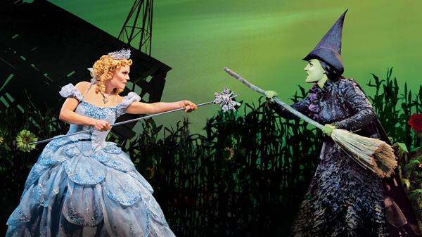 Watch Watch A Sneak Peek of Wicked, Broadway's Biggest Blockbuster