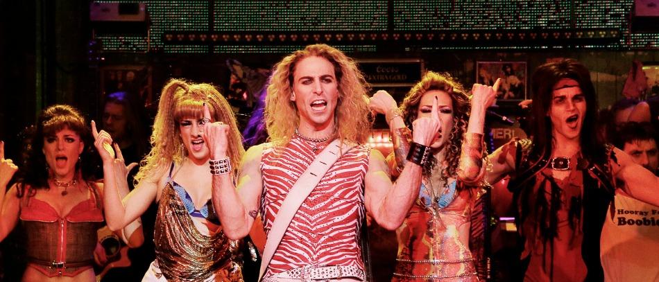 Rock Out at The Jukebox Follies