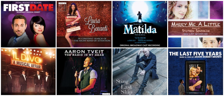 Show Music Direct: Hot New Cast Recordings