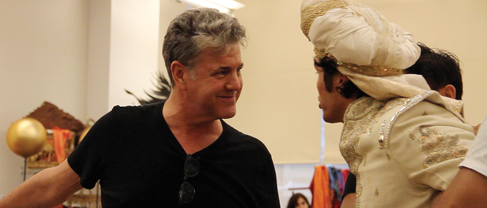 Jonathan Freeman: Playing Jafar on Screen & Stage