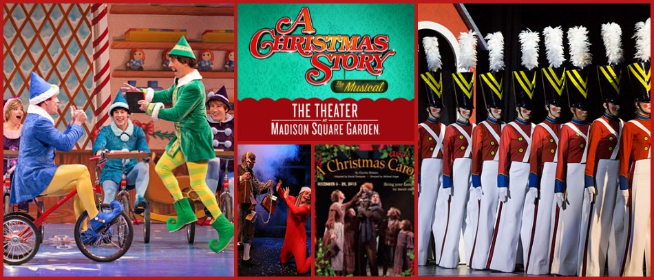 Holiday Shows on Broadway and Beyond