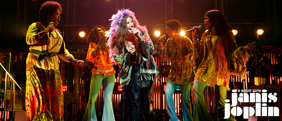 A Night With Janis Joplin: The Evolution of an Icon