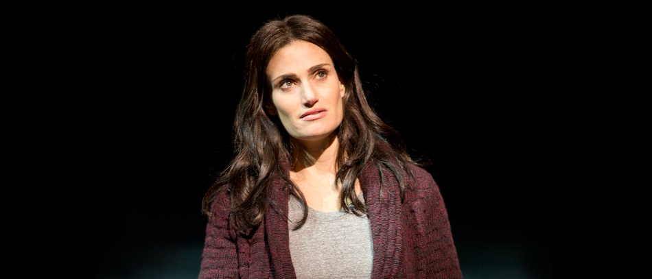 Idina Menzel Returns to Broadway