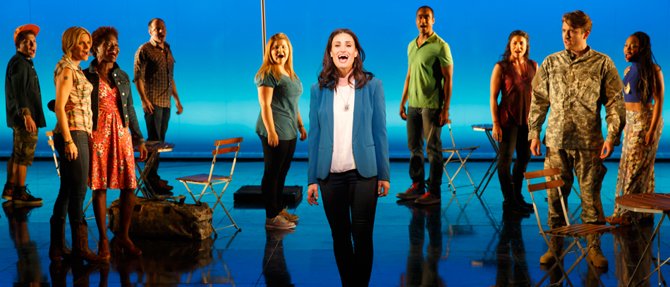 If/Then: A Musical About Choice and Chance