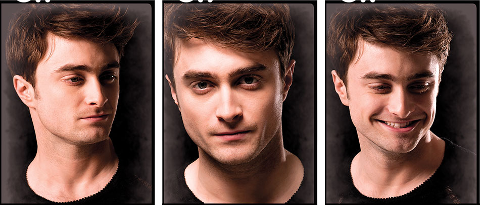 Daniel Radcliffe: Ready for his next challenge