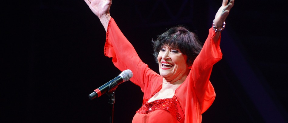 Chita Rivera's on the Road