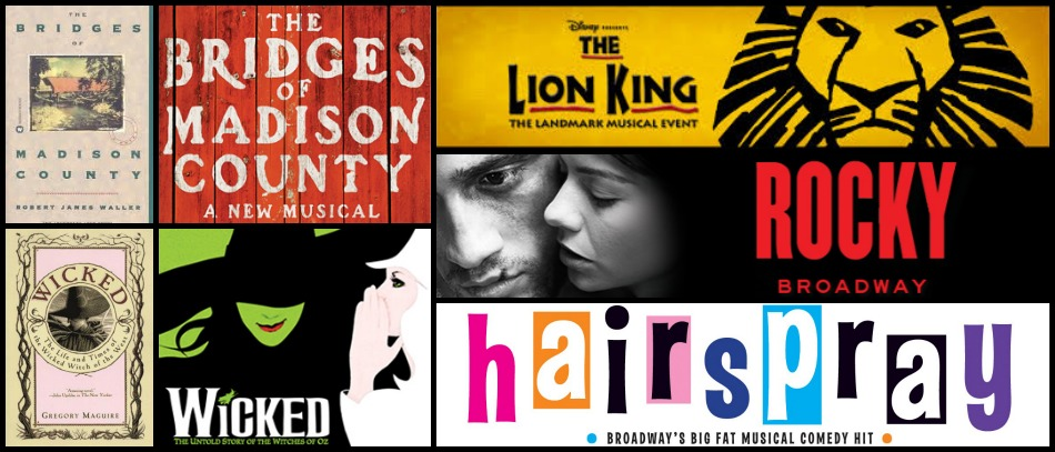 How Beloved Films and Books Morph Into Musicals