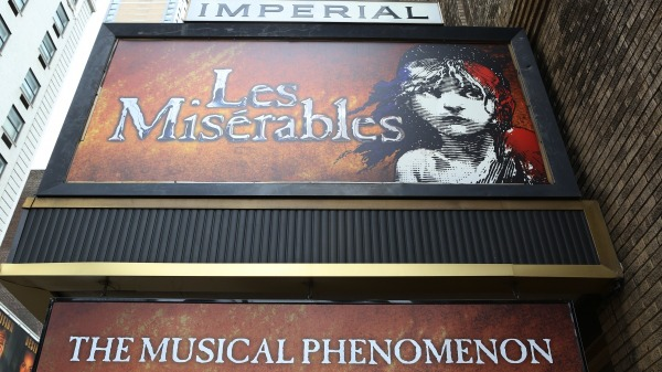 Watch Les Mis Opening Night