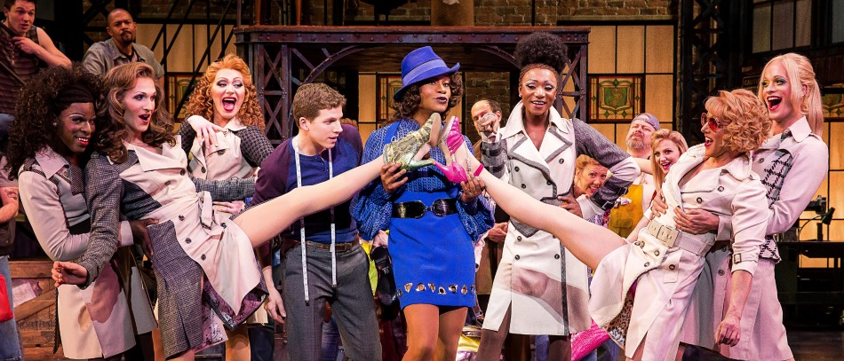 The Pivotal Role of Shoes on Broadway