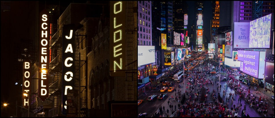 Broadway direct features the five best things to do in for Things to in times square