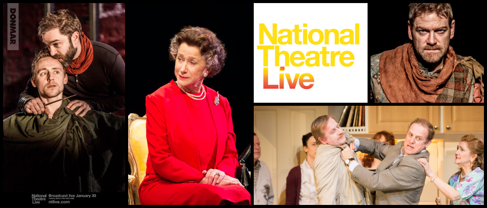 Making Britain's National Theatre Truly International
