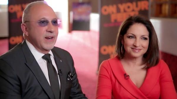 Watch Gloria and Emilio Estefan Introduce On Your Feet