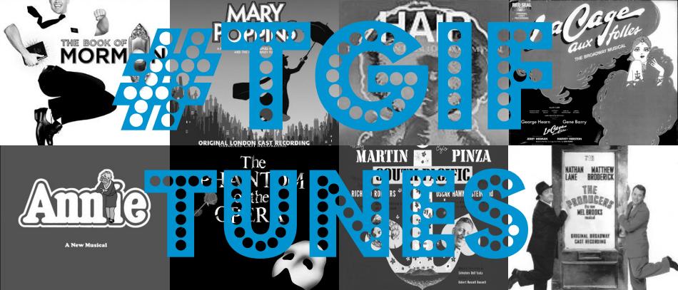 #TGIFTunes - Broadway's Longest Running Shows, Part II