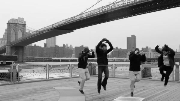 Watch Newsies Take NYC
