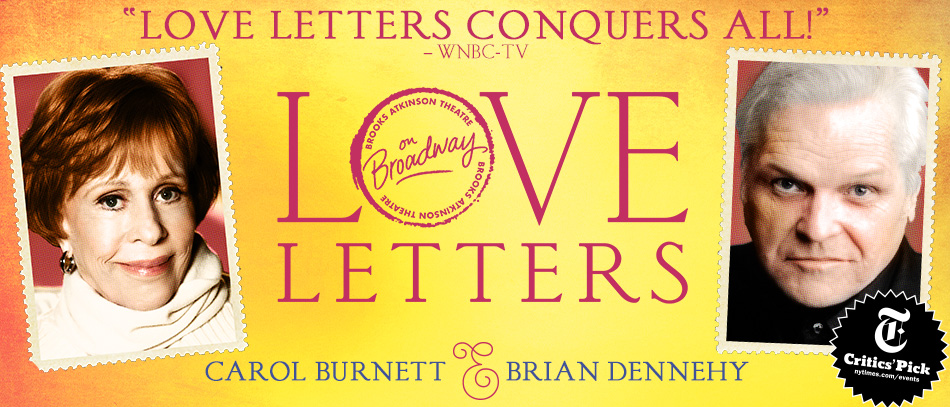 Postcards from Love Letters