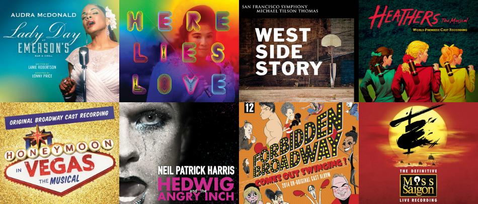 Twenty Musical Theater Recordings to Savor