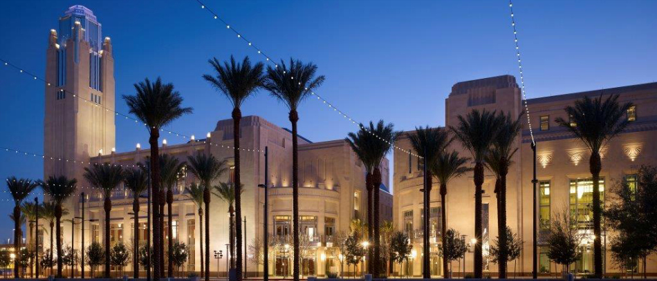 The Smith Center: A Performing Arts Oasis in Las Vegas