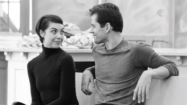 Watch First Look: An American in Paris